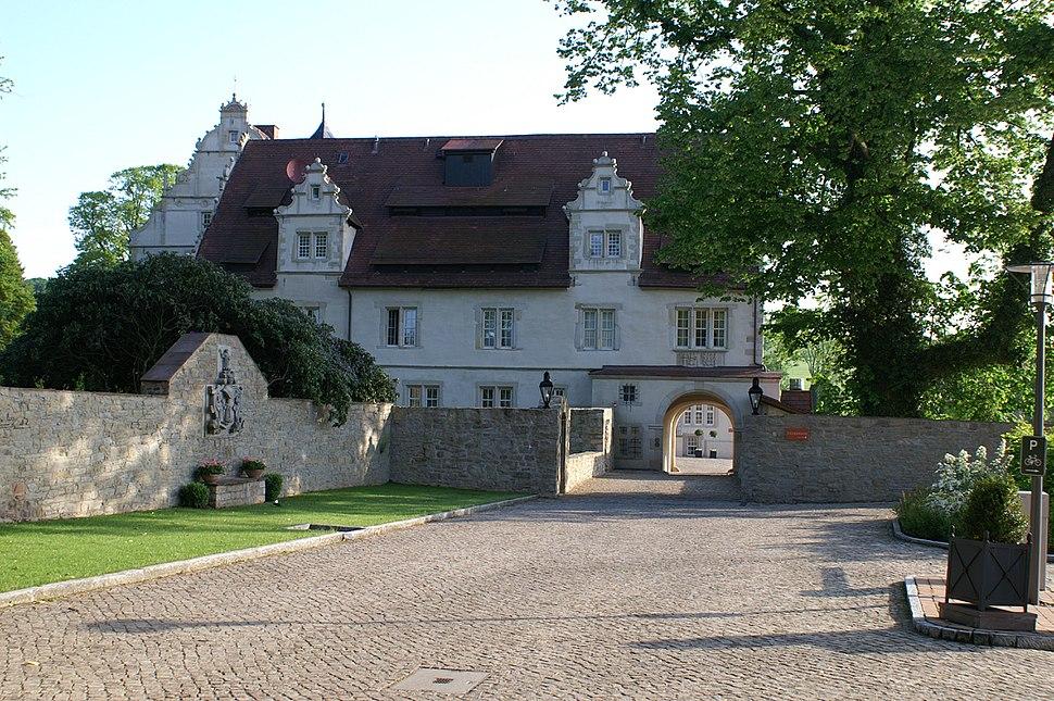 Schloss-Schwoebber Eingangsbereich 0190