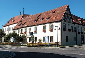 Schrozberg - Schrozberg castle