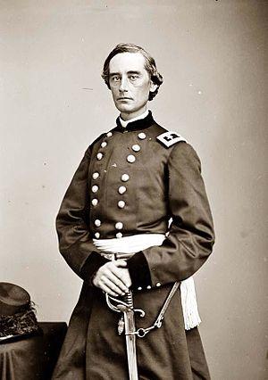John Church Hamilton - His son, Schuyler Hamilton