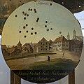Schwäbisch Hall - Hällisch-Fränkisches Museum - Schützenscheibe mit Salzbrunnen-Ansicht.jpg