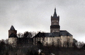 Duchy of Cleves - Schwanenburg Castle, Cleves
