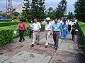 Science Career Ladder Workshop Participants Visiting Science City - Indo-US Exchange Programme - Kolkata 2008-09-17 01260.JPG