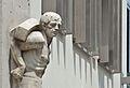 Sculpture by Josef Franz Riedl, Maria-Theresien-Straße 11, Alsergrund (04).jpg