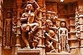 Sculptures within Jain Temple, Fort, Jaisalmer - 3.jpg