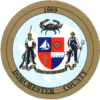 Official seal of Dorchester County