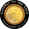 Official seal of Gulfport, Florida