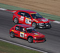 Seat and Peugeot 205 - Flickr - exfordy.jpg