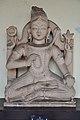 Seated Shiva - Modern Period - Bhuteshwar - ACCN 00-D-43 - Government Museum - Mathura 2013-02-22 4710.JPG