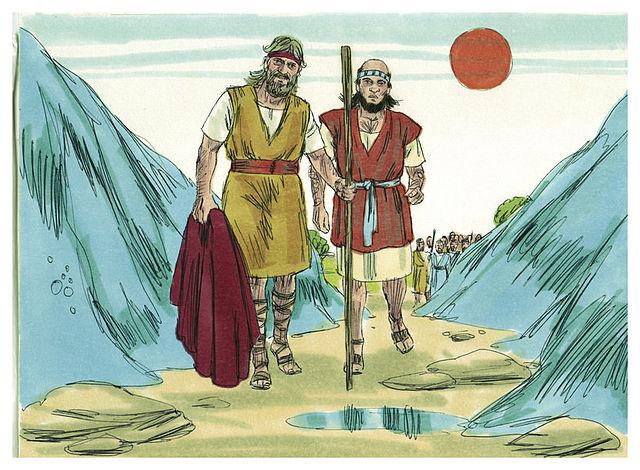 Image Result For Elijah And Elisha