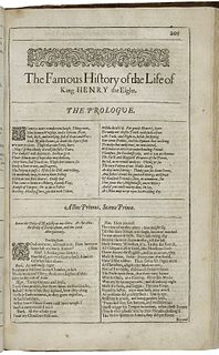 <i>Henry VIII</i> (play) play by Shakespeare