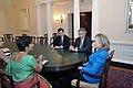 Secretary Clinton, Under Secretary Burns, and Assistant Secretary Blake Meet With Indian Foreign Secretary Rao (5038056250).jpg