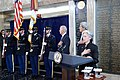 Secretary Kerry, Vice President Biden, and AFSA President Johnson Recite the Pledge of Allegiance.jpg