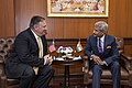 Secretary Pompeo Meets With Indian Foreign Minister Jaishankar (48131467878).jpg
