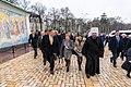 Secretary Pompeo Visits St. Michael's Memorial in Kyiv (49470474047).jpg