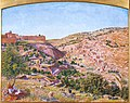 Seddon Jerusalem and the Valley of Jehoshaphat from the Hill of Evil Counsel.jpg