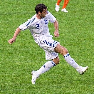 Giourkas Seitaridis Greek footballer