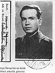 Selahattin Ulkumen at military service.jpg