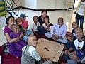 Seva volunteers with children with cancer.jpg