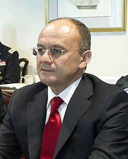 Armenian politician and general