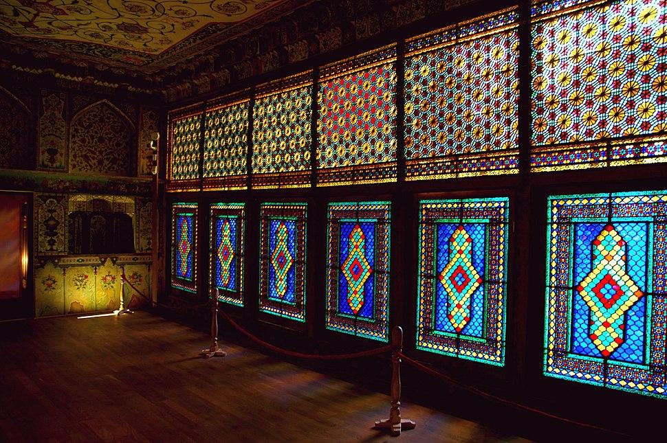 Shaki khan palace 1