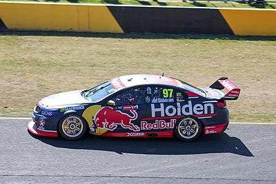 63ed712d43f8b 2017 Holden Commodore  97 of Shane van Gisbergen of the Red Bull Holden  Racing Team