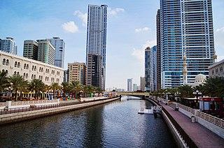 Sharjah Metropolis in United Arab Emirates
