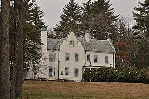 H. G. Vaughn House - Image: Sherborn MA HG Vaughn House