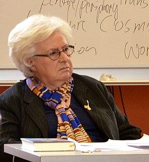 Sigrid Löffler Austrian journalist