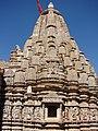 Shikhara of a remaining temple.jpg