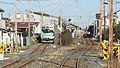 Shingo Station from west 20170130.jpg