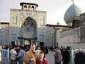 Shiraz-shah chragh moskee.JPG