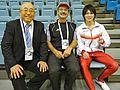 Shiro, Rick, Kohei Uchimura.jpg