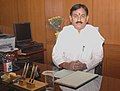 Shri Bharatsinh Solanki assuming the charge of the office as the Minister of State for Power, in New Delhi on June 01, 2009.jpg