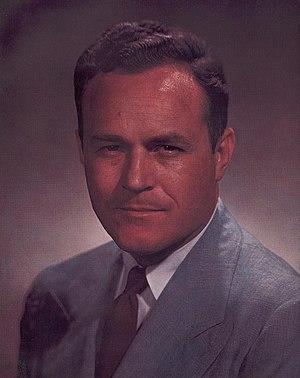 Sid McMath - Sid McMath's official portrait, 1951