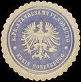 Siegelmarke K.Pr. Standesamt Fl. Norburg Kreis Sonderburg W0360559.jpg