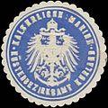 Siegelmarke K. Marine Küstenbezirksamt Kurland W0357513.jpg