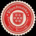 Siegelmarke Pfandmarke - Landkreis Hildburghausen - Thür. Kreisamt W0255502.jpg