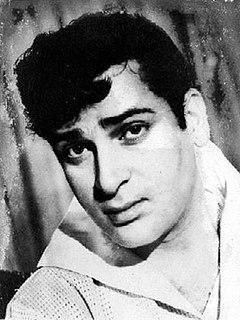Shammi Kapoor Indian actor and director