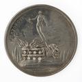 Silvermedalj präglad med anledning av Gustav IIIs död 29 mars 1792 - Skoklosters slott - 99550.tif