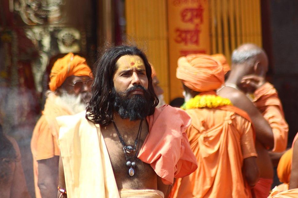 Simhasth2016 Ujjain Saadhu 3