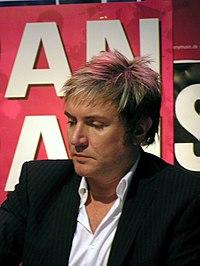 Simon Le Bon en 2004.