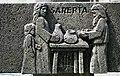 Simonsbrunnen Abtei Sayn, Detail Sarepta.JPG