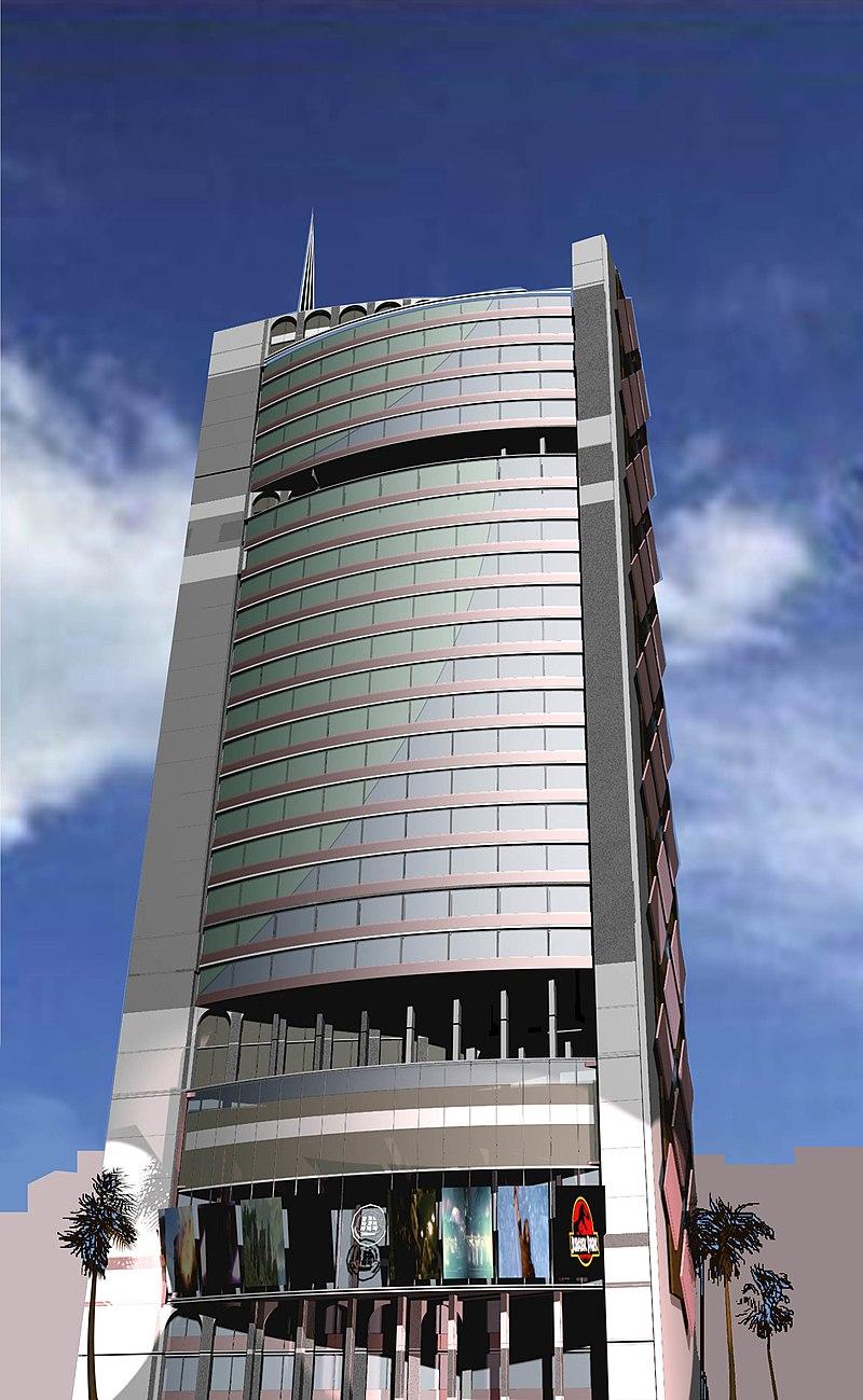 Sindbad Hotel Complex and Conference Center Ashkouri.jpg