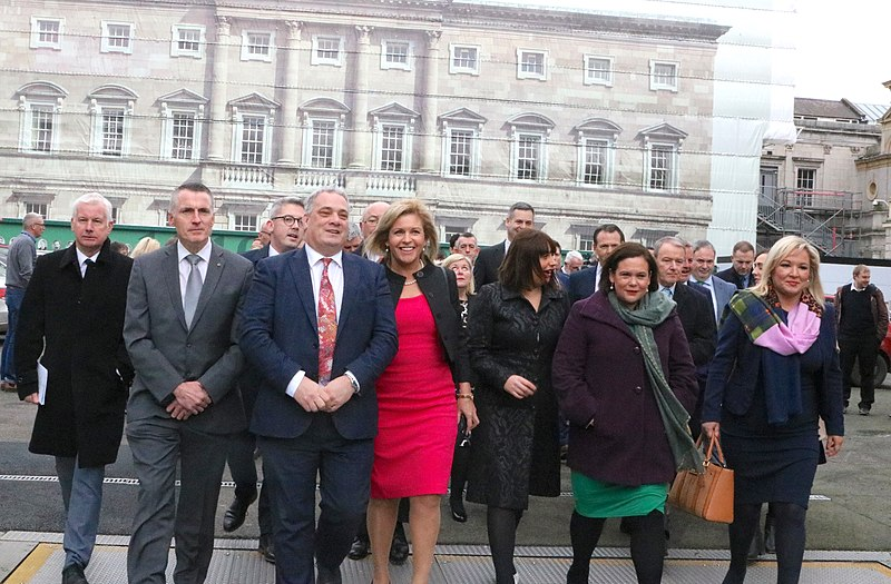2020 General Election in Ireland, 22bet, online sportsbook news in Ireland, Fianna Fail, Fin Gael, Green party, Irish general election, labour party, sinn fien