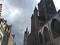Sint-Niklaaskerk en gevels overzijde Klein Turkije - Gent.jpg