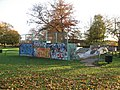 Skate and BMX ramps , Victoria Park - geograph.org.uk - 605469.jpg