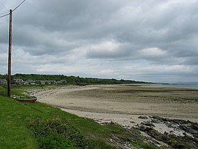 Skipness Bay, Kintyre. - geograph.org.uk - 181056.jpg