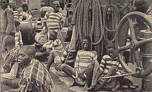 esclavage vikidia l encyclop die des 8 13 ans. Black Bedroom Furniture Sets. Home Design Ideas