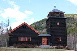 Skrukkelia kapell i Hurdal, Akershus.jpg