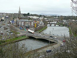 Slaney bridges at Enniscorthy - geograph.org.uk - 703954.jpg